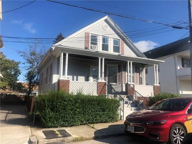 33 Hampton Street, Providence, RI 02904 (MLS #1294539) :: Spectrum Real Estate Consultants