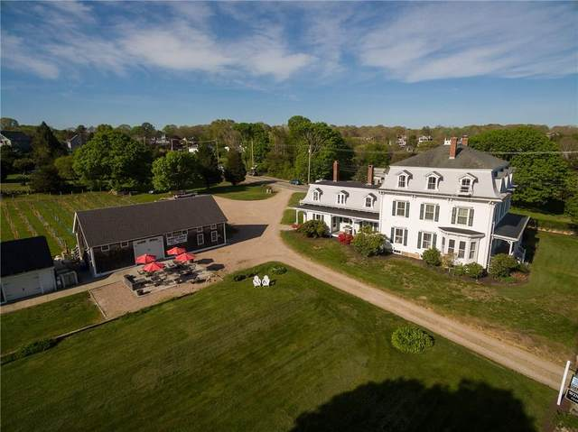 308 Shore Road, Westerly, RI 02891 (MLS #1294568) :: Spectrum Real Estate Consultants