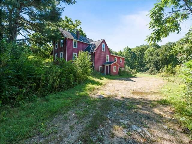 332 Douglas Pike, Smithfield, RI 02917 (MLS #1294571) :: Spectrum Real Estate Consultants
