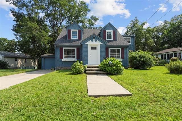 587 Third Avenue, Woonsocket, RI 02895 (MLS #1294595) :: Spectrum Real Estate Consultants
