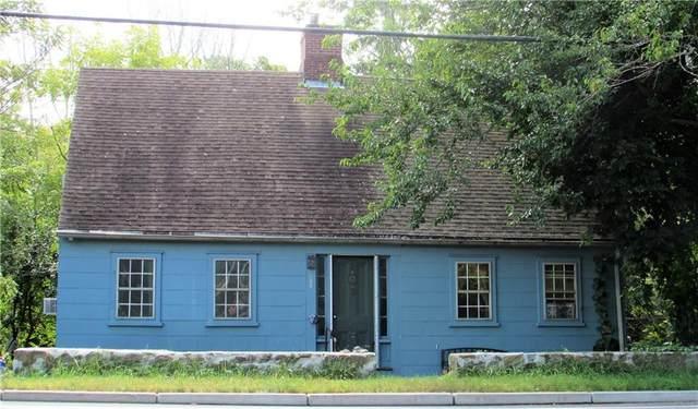200 Putnam Pike, Glocester, RI 02829 (MLS #1294625) :: The Martone Group