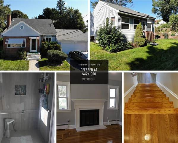 40 Peter Street, Providence, RI 02904 (MLS #1294662) :: Dave T Team @ RE/MAX Central