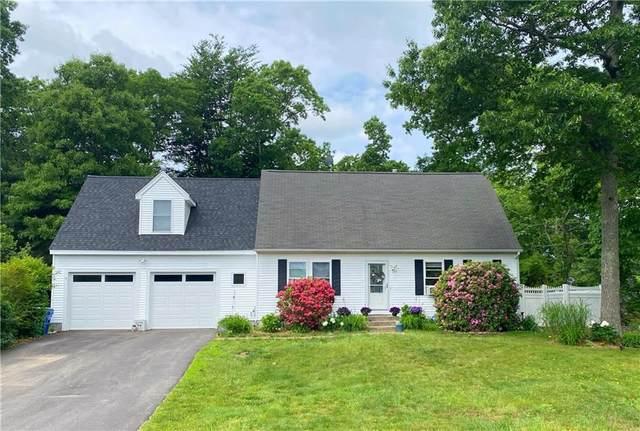 174 Peaked Rock Road, South Kingstown, RI 02879 (MLS #1294678) :: Nicholas Taylor Real Estate Group
