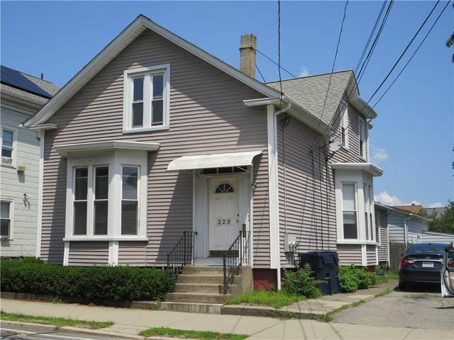 223 Gano Street, Providence, RI 02906 (MLS #1294736) :: Spectrum Real Estate Consultants