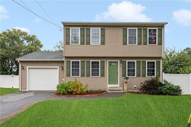 18 Titus Lane, Warwick, RI 02888 (MLS #1294739) :: Century21 Platinum