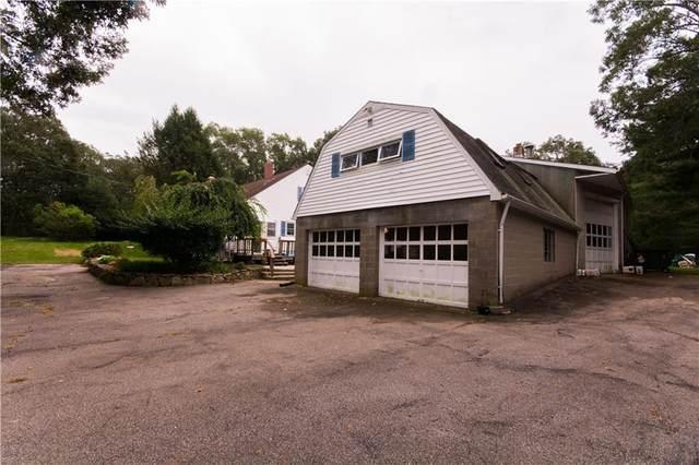 670 Shermantown Road, North Kingstown, RI 02874 (MLS #1294860) :: Barrows Team Realty