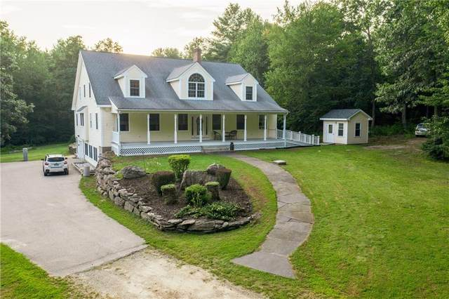 1444 Riverside Drive, Thompson, CT 06255 (MLS #1294915) :: Dave T Team @ RE/MAX Central