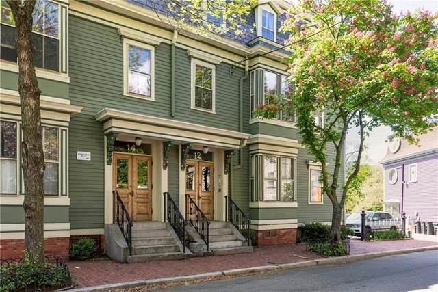12 Benefit Street #1, Providence, RI 02904 (MLS #1294946) :: Dave T Team @ RE/MAX Central