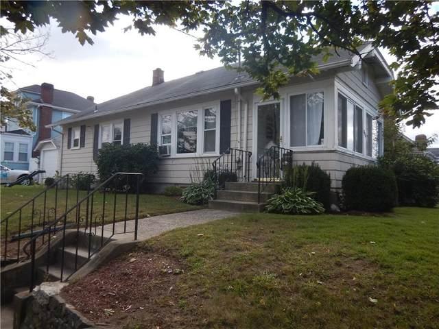 806 Pontiac Avenue, Cranston, RI 02910 (MLS #1295027) :: Alex Parmenidez Group