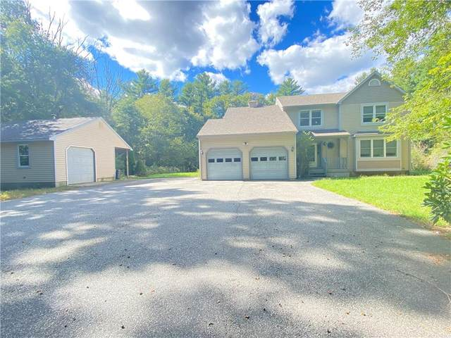 6 Anthony Road, Foster, RI 02825 (MLS #1295032) :: Nicholas Taylor Real Estate Group