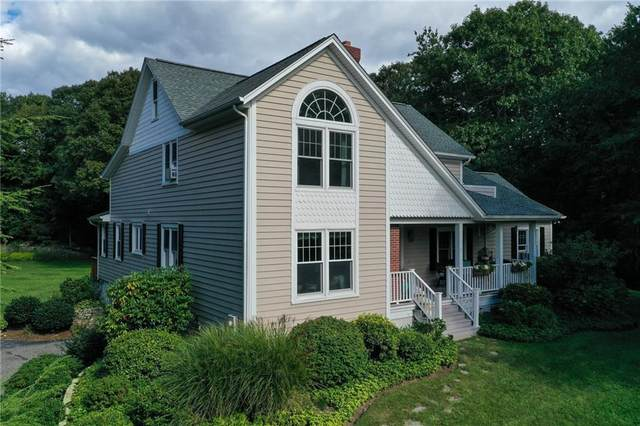 6 Spring Pond Road, Westerly, RI 02891 (MLS #1295037) :: Nicholas Taylor Real Estate Group