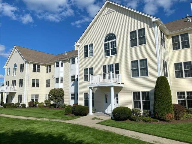 15 Saw Mill Drive #305, North Kingstown, RI 02852 (MLS #1295057) :: Dave T Team @ RE/MAX Central
