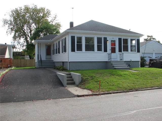 495 Kenyon Avenue, Pawtucket, RI 02861 (MLS #1295173) :: The Martone Group