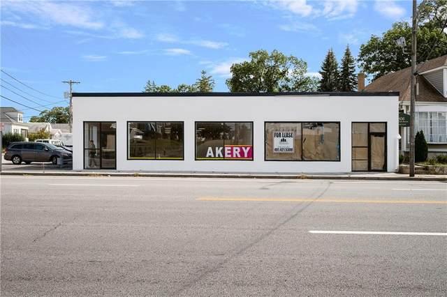 800 Reservoir Avenue #1, Cranston, RI 02910 (MLS #1295202) :: Westcott Properties