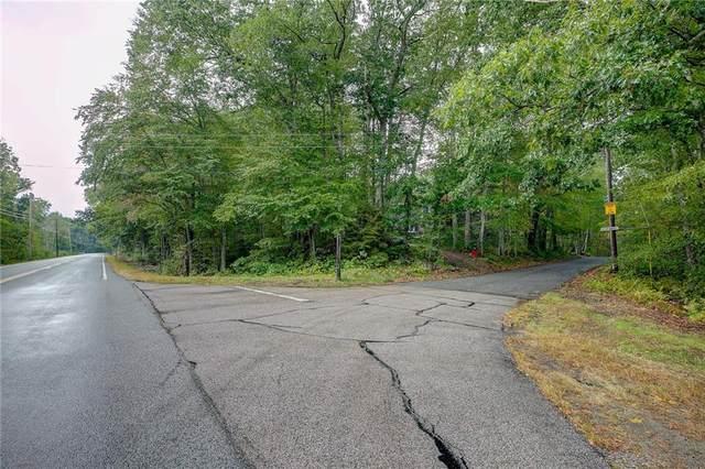 0 Dexter Saunders Road, Glocester, RI 02814 (MLS #1295238) :: The Martone Group