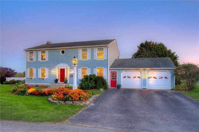 55 Sisson Pond Road, Portsmouth, RI 02871 (MLS #1295342) :: Dave T Team @ RE/MAX Central
