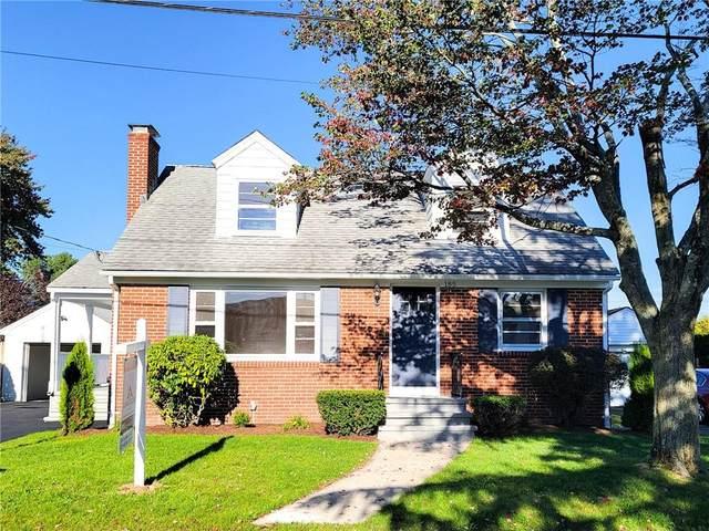185 Capuano Avenue, Cranston, RI 02920 (MLS #1295430) :: Alex Parmenidez Group