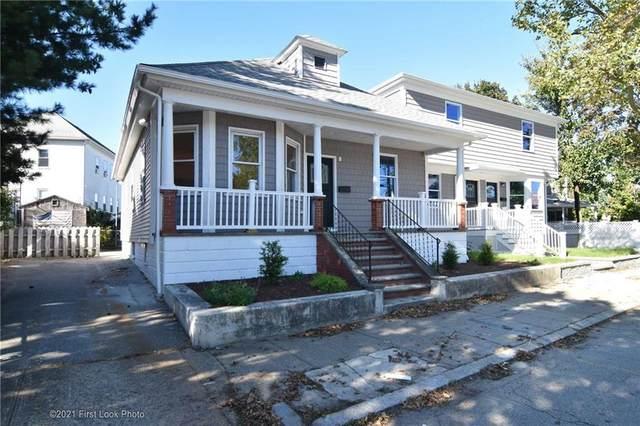 23 Terrace Avenue A, Providence, RI 02909 (MLS #1295443) :: Dave T Team @ RE/MAX Central