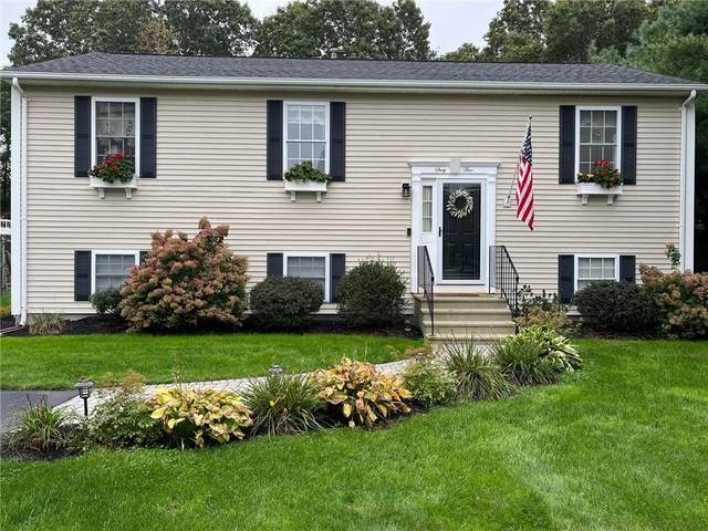 64 Hunters Crossing Drive, Coventry, RI 02816 (MLS #1295537) :: Dave T Team @ RE/MAX Central