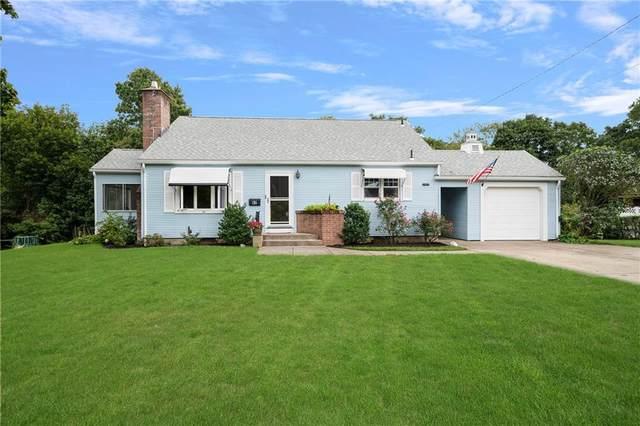 82 Lockwood Street, West Warwick, RI 02893 (MLS #1295600) :: Westcott Properties