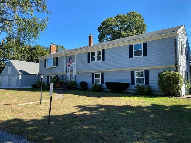 1 Wright Lane, North Kingstown, RI 02852 (MLS #1295649) :: Dave T Team @ RE/MAX Central