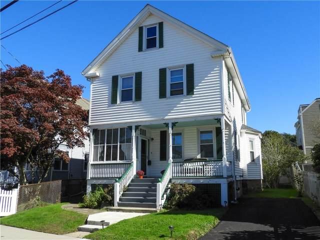 10 Carroll Avenue, Newport, RI 02840 (MLS #1295684) :: Dave T Team @ RE/MAX Central