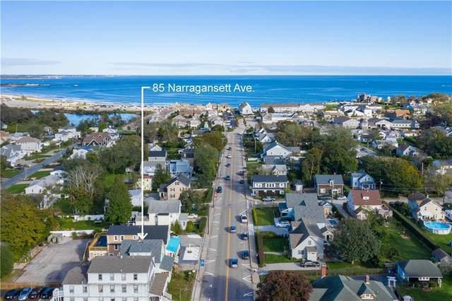 85 Narragansett Avenue, Narragansett, RI 02882 (MLS #1295718) :: Nicholas Taylor Real Estate Group