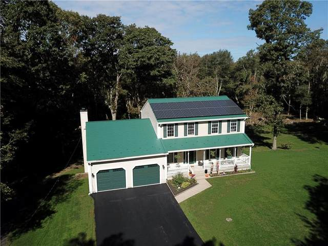 1209 Wordens Pond Road, Charlestown, RI 02813 (MLS #1295903) :: Dave T Team @ RE/MAX Central