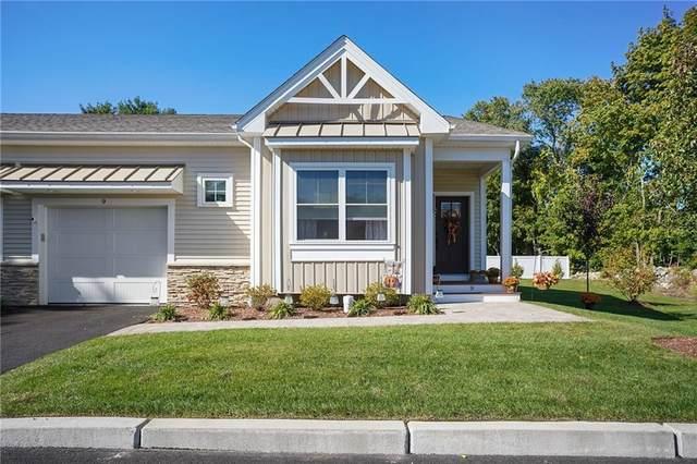 200 Granite Street #9, Warwick, RI 02886 (MLS #1295924) :: Alex Parmenidez Group