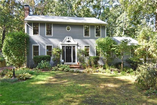 9 Hillview Drive, Glocester, RI 02892 (MLS #1296008) :: The Martone Group