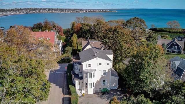 26 Cliff Avenue #4, Newport, RI 02840 (MLS #1296047) :: Westcott Properties