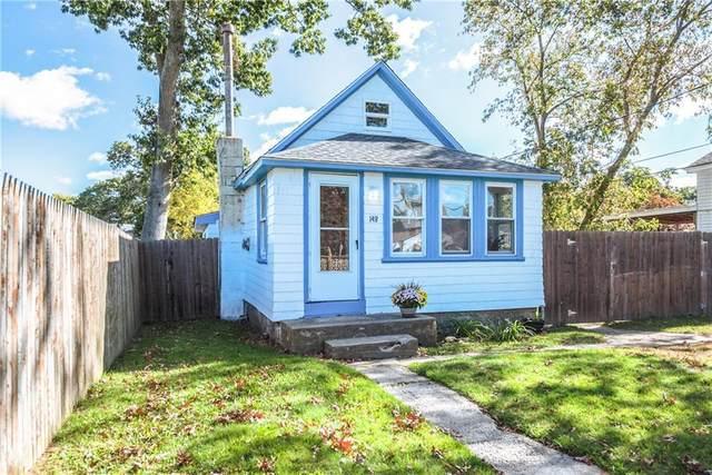 148 Manning Street, Warwick, RI 02889 (MLS #1296051) :: Westcott Properties
