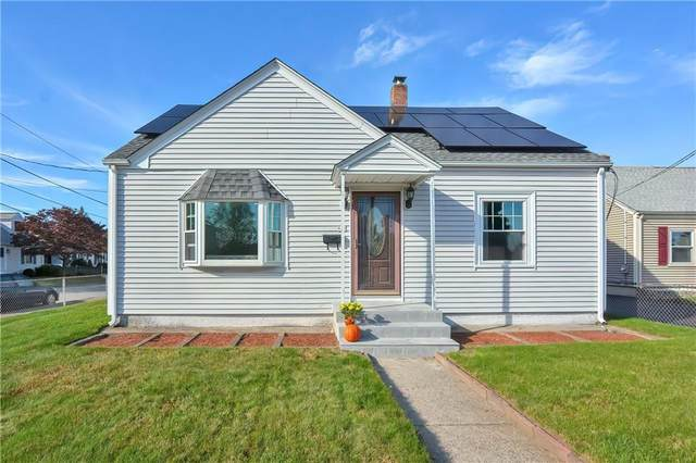 822 Cottage Street, Pawtucket, RI 02861 (MLS #1296074) :: The Martone Group
