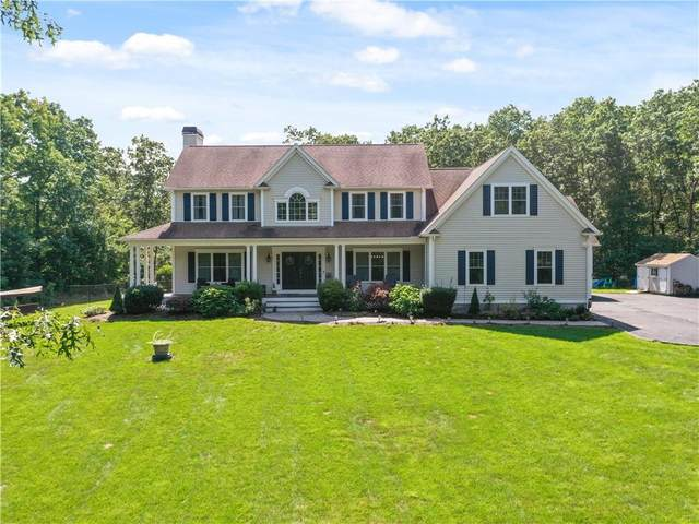 67 Rocky Hill Road, Rehoboth, MA 02769 (MLS #1296094) :: Anytime Realty