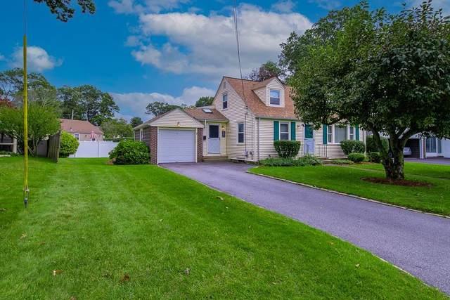 63 Ledgewood Drive, Cranston, RI 02920 (MLS #1296107) :: Nicholas Taylor Real Estate Group