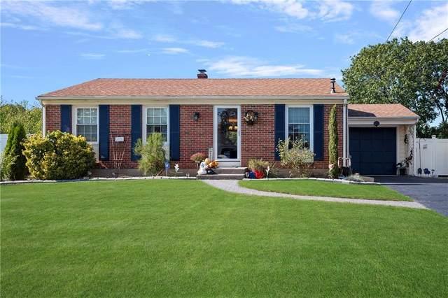 25 Woodcrest Drive, East Providence, RI 02915 (MLS #1296135) :: Westcott Properties