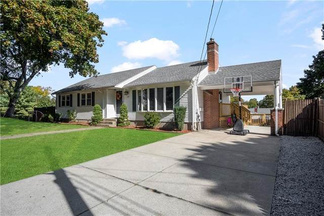 22 Colwell Drive, Johnston, RI 02919 (MLS #1296155) :: Dave T Team @ RE/MAX Central