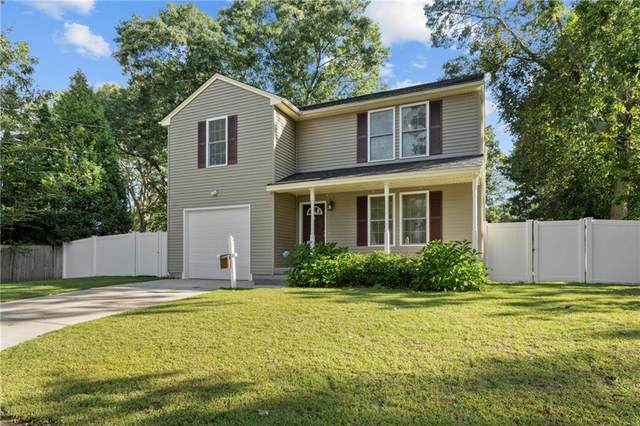 60 Peach Orchard Drive, East Providence, RI 02915 (MLS #1296163) :: Century21 Platinum