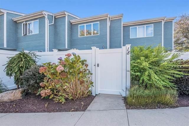 50 South Bay Drive #18, Narragansett, RI 02882 (MLS #1296165) :: Dave T Team @ RE/MAX Central
