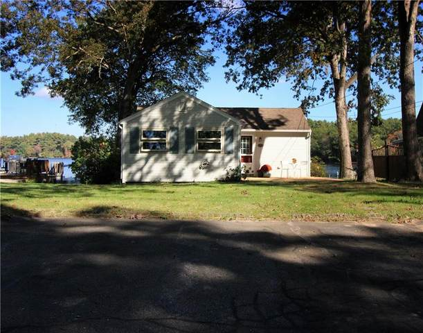 125 Reservoir Road, Coventry, RI 02816 (MLS #1296187) :: The Martone Group