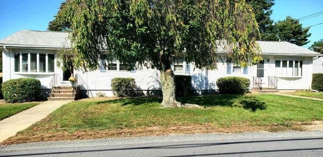 40 Tiffany Street, North Providence, RI 02904 (MLS #1296231) :: The Martone Group
