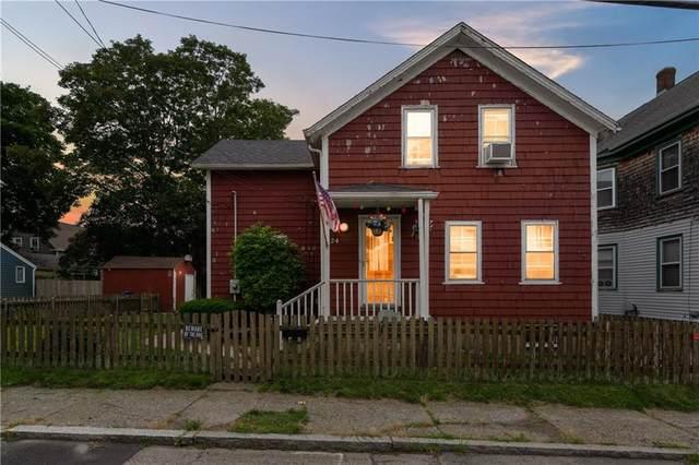 24 Congdon Avenue, Newport, RI 02840 (MLS #1296253) :: The Martone Group