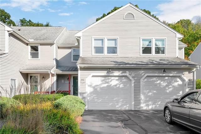 154 Bear Hill Road #203, Cumberland, RI 02864 (MLS #1296293) :: The Martone Group