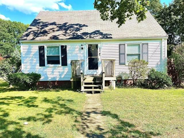158 Canfield Avenue, Warwick, RI 02889 (MLS #1296346) :: The Martone Group