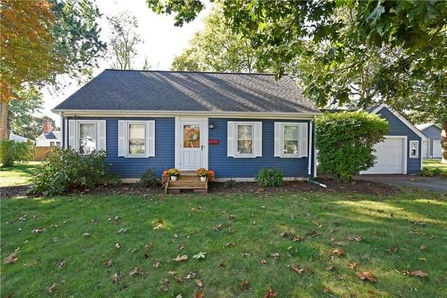 160 Gorham Avenue, Warwick, RI 02886 (MLS #1296392) :: The Martone Group