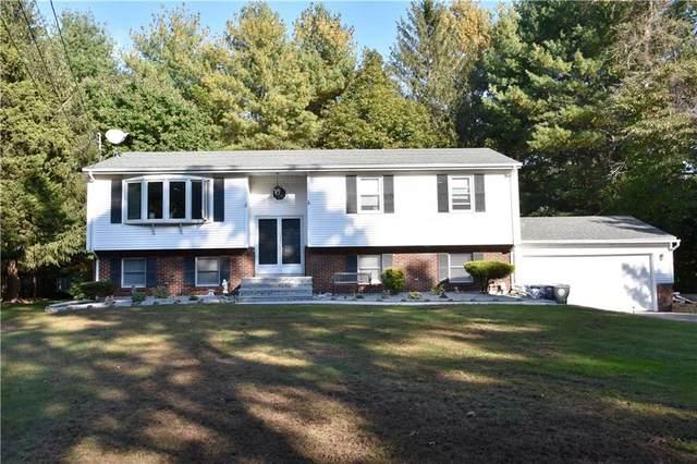 99 Hillcrest Drive, Cranston, RI 02921 (MLS #1296397) :: Edge Realty RI