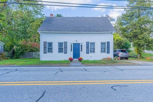 75 Main Street, North Smithfield, RI 02876 (MLS #1296425) :: The Martone Group