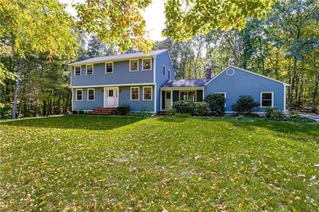 83 Winchester Drive, Glocester, RI 02857 (MLS #1296447) :: The Martone Group