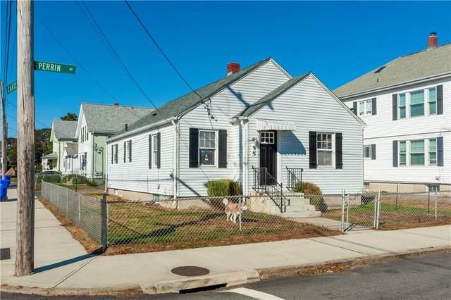 96 Perrin Avenue, Pawtucket, RI 02861 (MLS #1296461) :: Nicholas Taylor Real Estate Group
