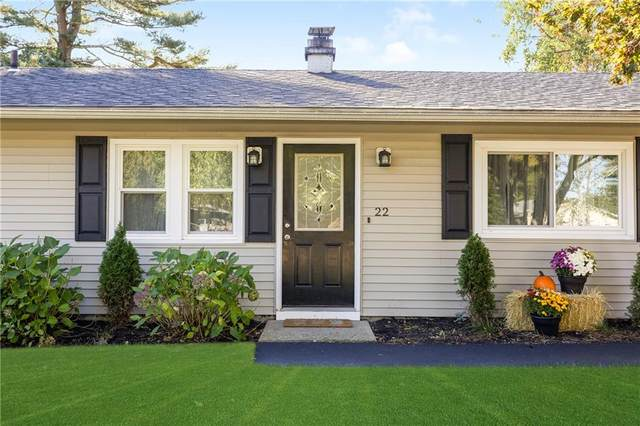22 Paige Drive, Coventry, RI 02816 (MLS #1296509) :: The Martone Group